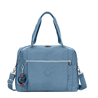 Ferra Weekender Duffel Bag - Blue Bird
