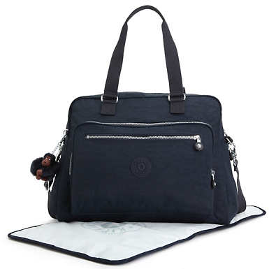 Alanna Diaper Bag - True Blue