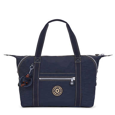 Art M Vintage Tote Bag - True Blue