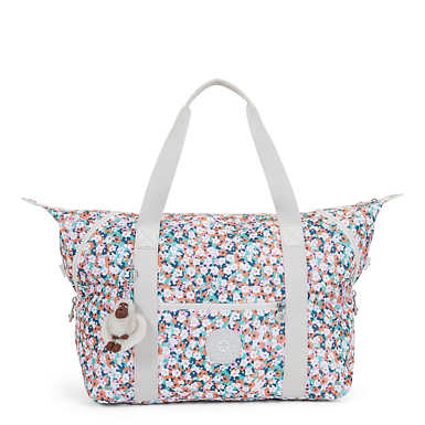 Art M Printed Tote Bag - undefined