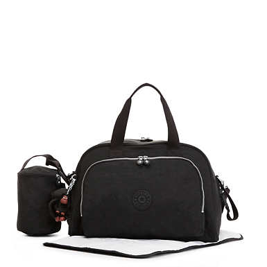 Camama Diaper Bag - Black