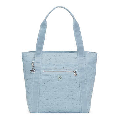 Foster Tote Bag - Shell Blue