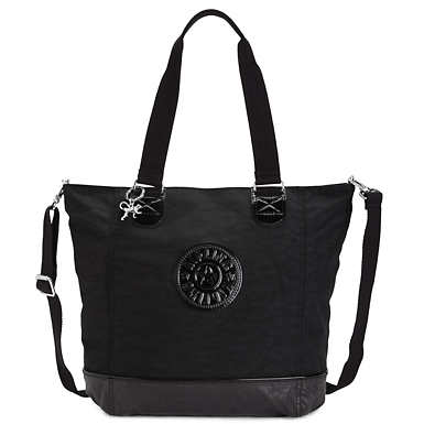 Shopper Combo Tote - Black Combo