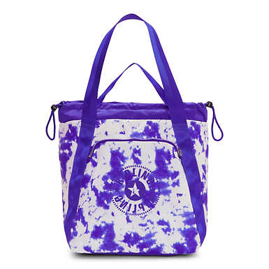 Desta Printed Gym Tote Bag - undefined