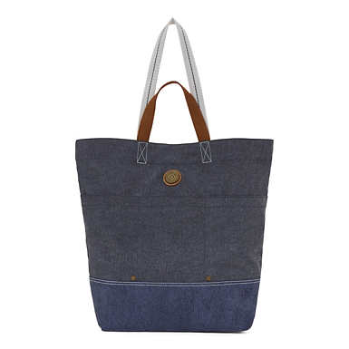Hoongry Tote Bag - Aged Grey BL