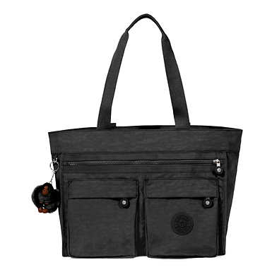 Bilbao Tote Bag - Black