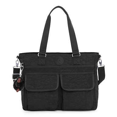 Pia Tote Bag - Black