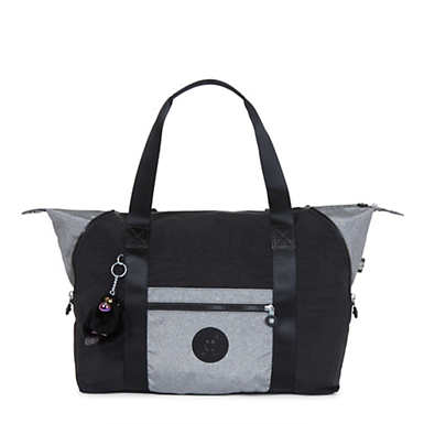Art M Tote Bag - Black