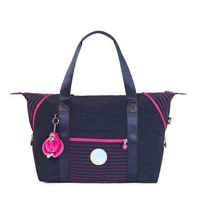 Art M Tote Bag - True Blue