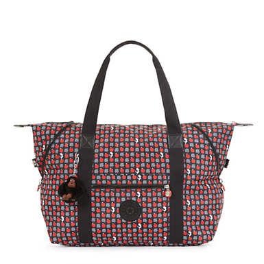 Disney's Snow White Art M Printed Tote Bag - Hypnotic Apples