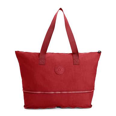 키플링 Kipling ImagineFoldable Tote Bag,Cherry Pack