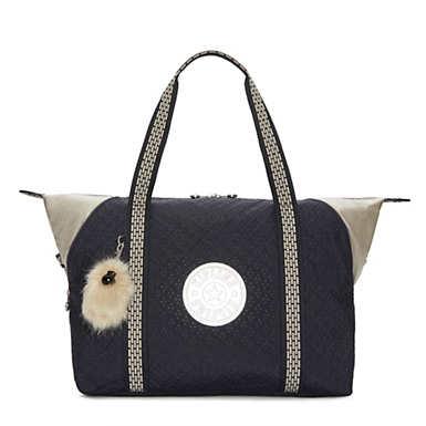 Art M Tote Bag - Night Blue Q BL
