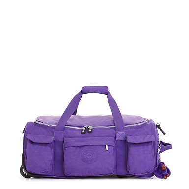 Discover Small Carry-On Rolling Luggage Duffle - undefined