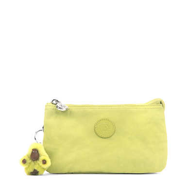 Creativity Large Pouch - Garden Green