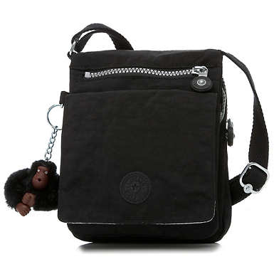 El Dorado Crossbody Bag - Black
