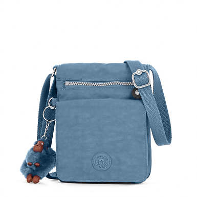 El Dorado Crossbody Bag - Blue Bird