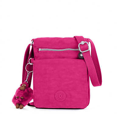 El Dorado Crossbody Bag - Very Berry