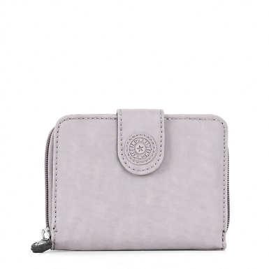 New Money Deluxe Wallet - Slate Grey