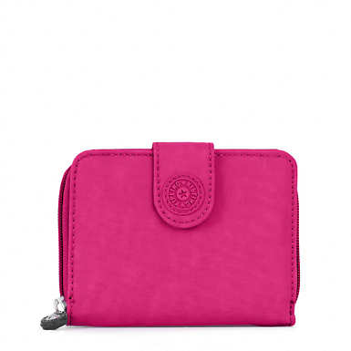 New Money Deluxe Wallet - Very Berry