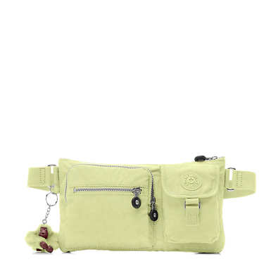 Presto Convertible Belt Bag - Green Chill