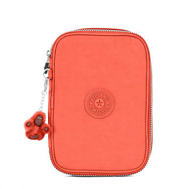 100 Pens Case - Cool Orange