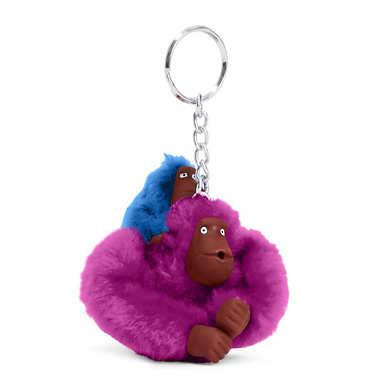 Baby Monkey - Purple Garden