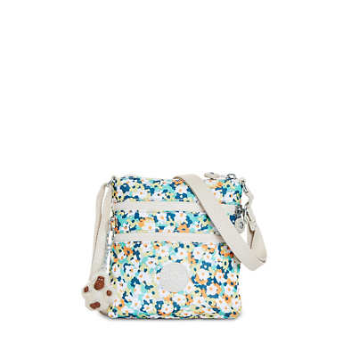 Alvar XS Printed Mini Bag - Meadow Flower Green