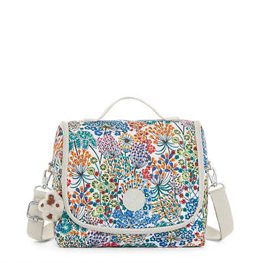 Kichirou Lunch Bag - Little Flower Blue