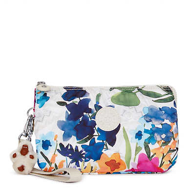 Creativity XL Printed Pouch - Flower Power