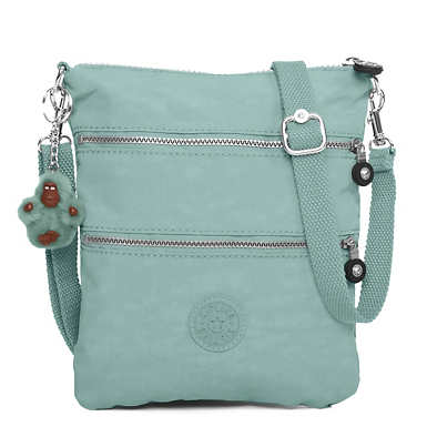 Rizzi Convertible Mini Bag - Leaf Green