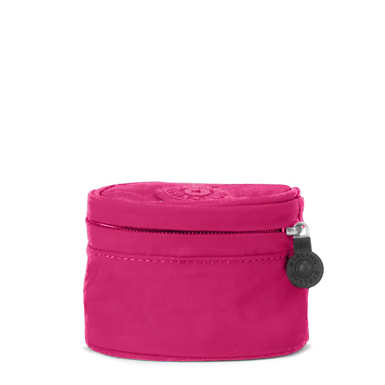 Sheena Travel Jewerly Pouch - Very Berry