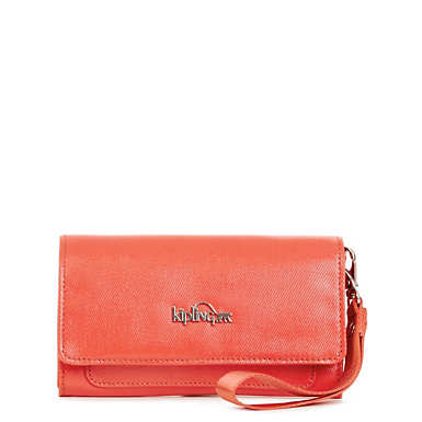 Walden Wallet - Cool Orange