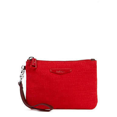 Kaeon Revel Wristlet - Red