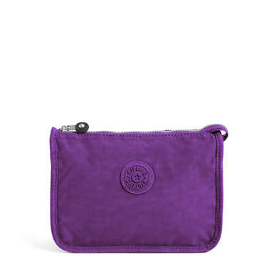 Harrie Pouch - Tile Purple
