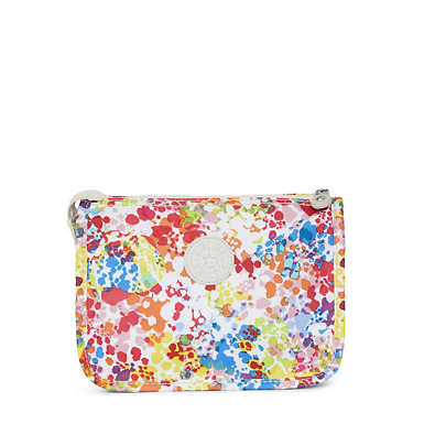 Harrie Printed Pouch - Color Burst Bright