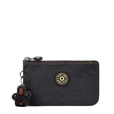 Creativity Large Vintage Pouch - Black