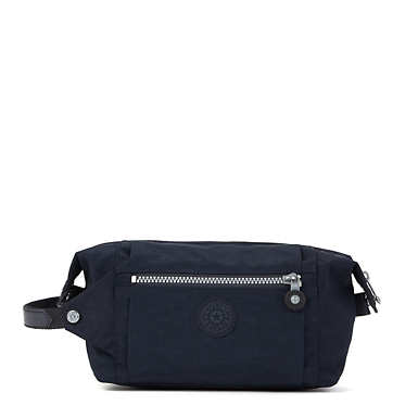 Aiden Toiletry Bag - True Blue