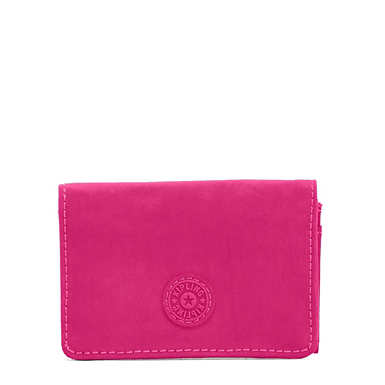 Clea Snap Wallet - Very Berry
