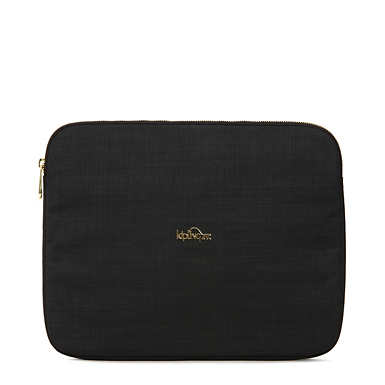 "Nova 13"" Laptop Sleeve - Black Crosshatch"