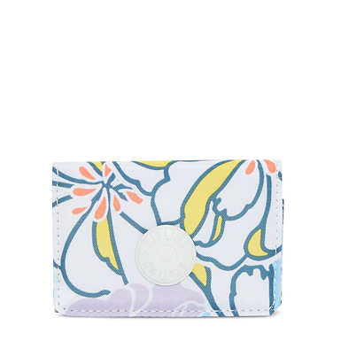 Clea Printed Snap Wallet - Hello Spring