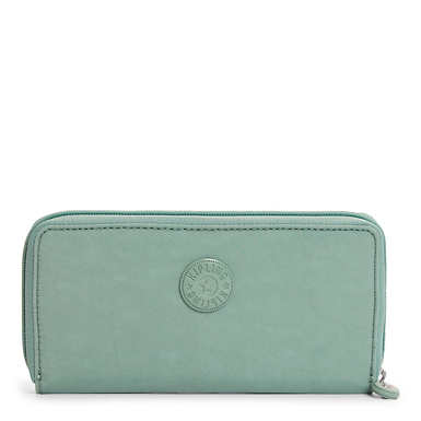 Clarissa Wallet - Leaf Green