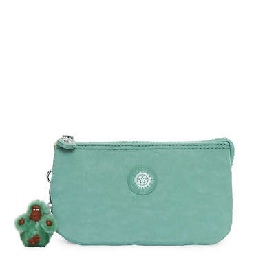 Creativity L Pouch - Leaf Green