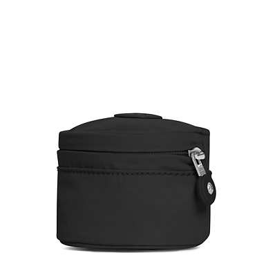 Sheena Travel Jewerly Pouch - Black