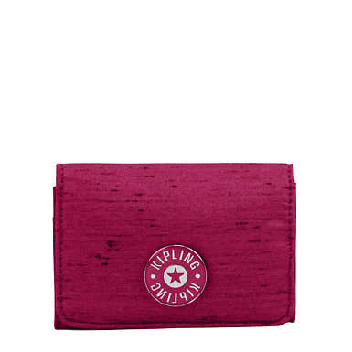 Clea Snap Wallet - Spring Red