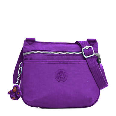 Emmylou Crossbody Bag - Tile Purple