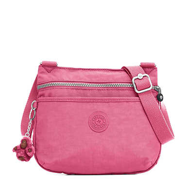 Emmylou Crossbody Bag - Fancy Pink