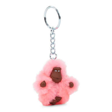 Extra Small Monkey Key Fob - Conversation Heart