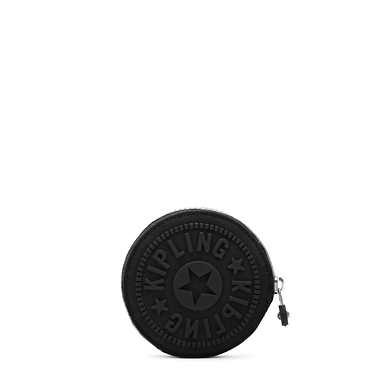 Aeryn Zip Pouch - Black