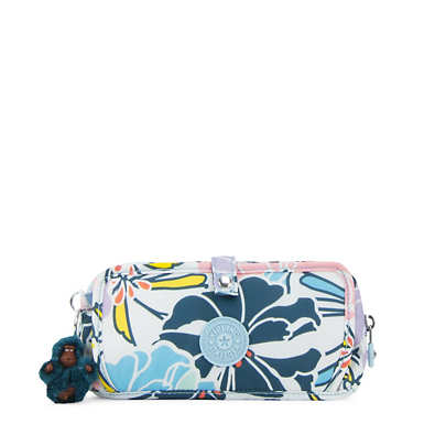 Wolfe Roll-Up Pencil-Makeup Pouch - Hello Spring