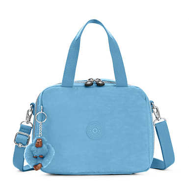 Miyo Lunch Bag - Blue Grey
